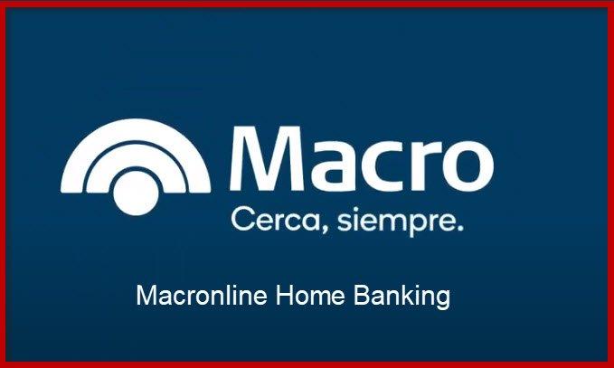 Banco Macro Home Banking