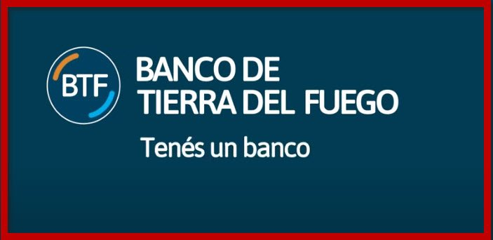 Banco de Tierra del Fuego Home Banking